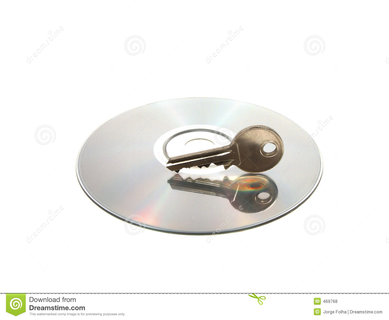 Cd and Key