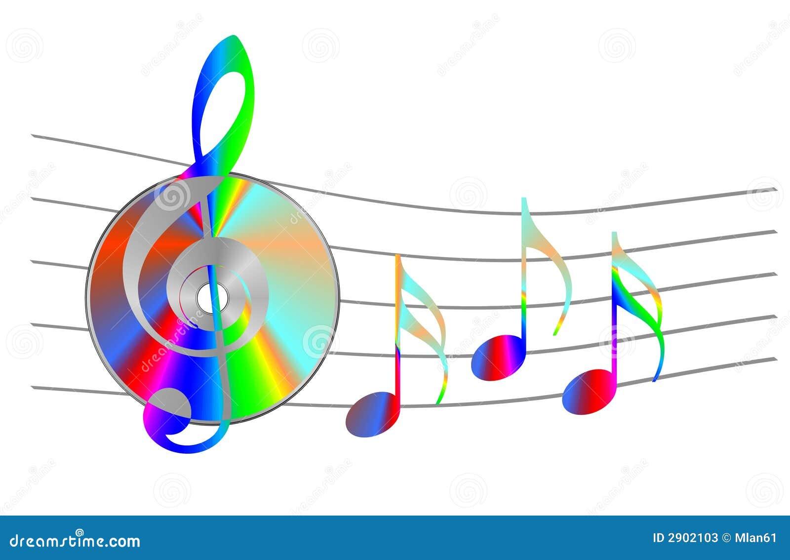 CD Music Clip Art – Clipart Download