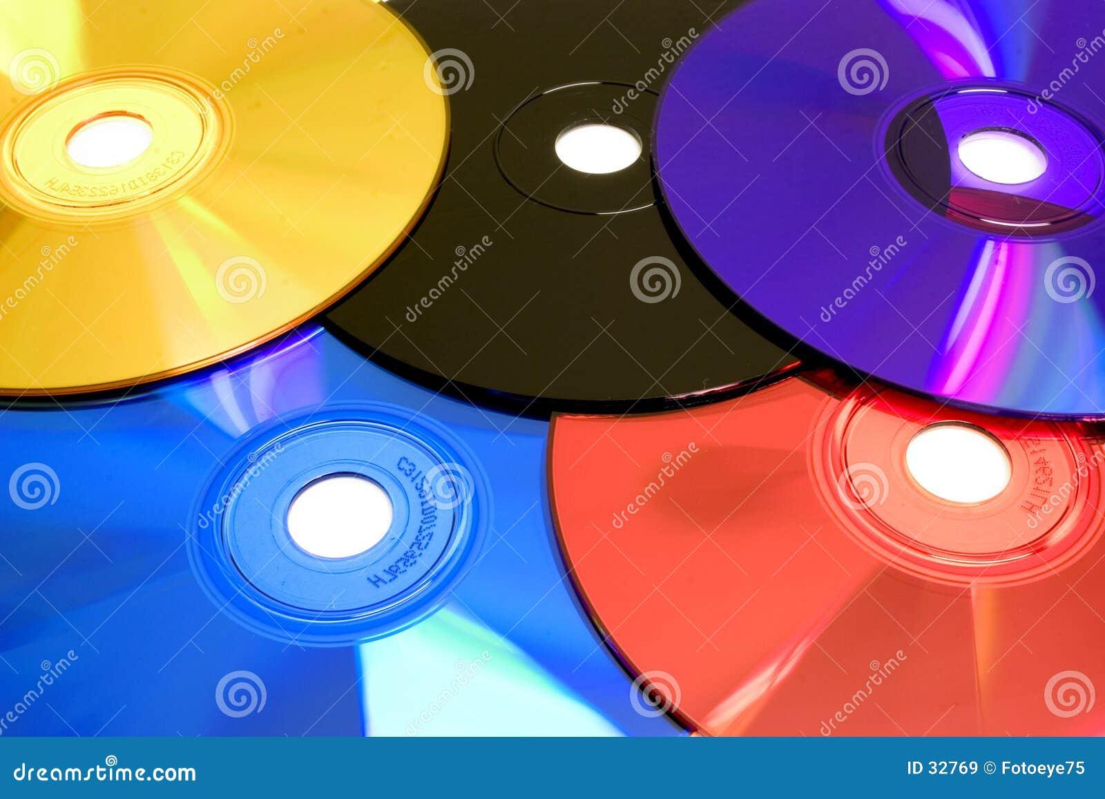 CD regenboog