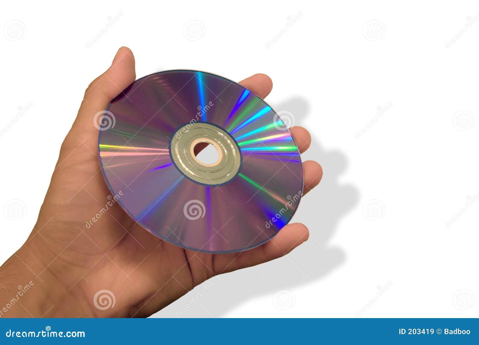CD-ROM della holding dell uomo