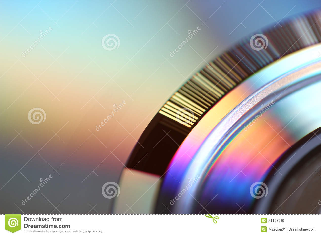 CD surface background