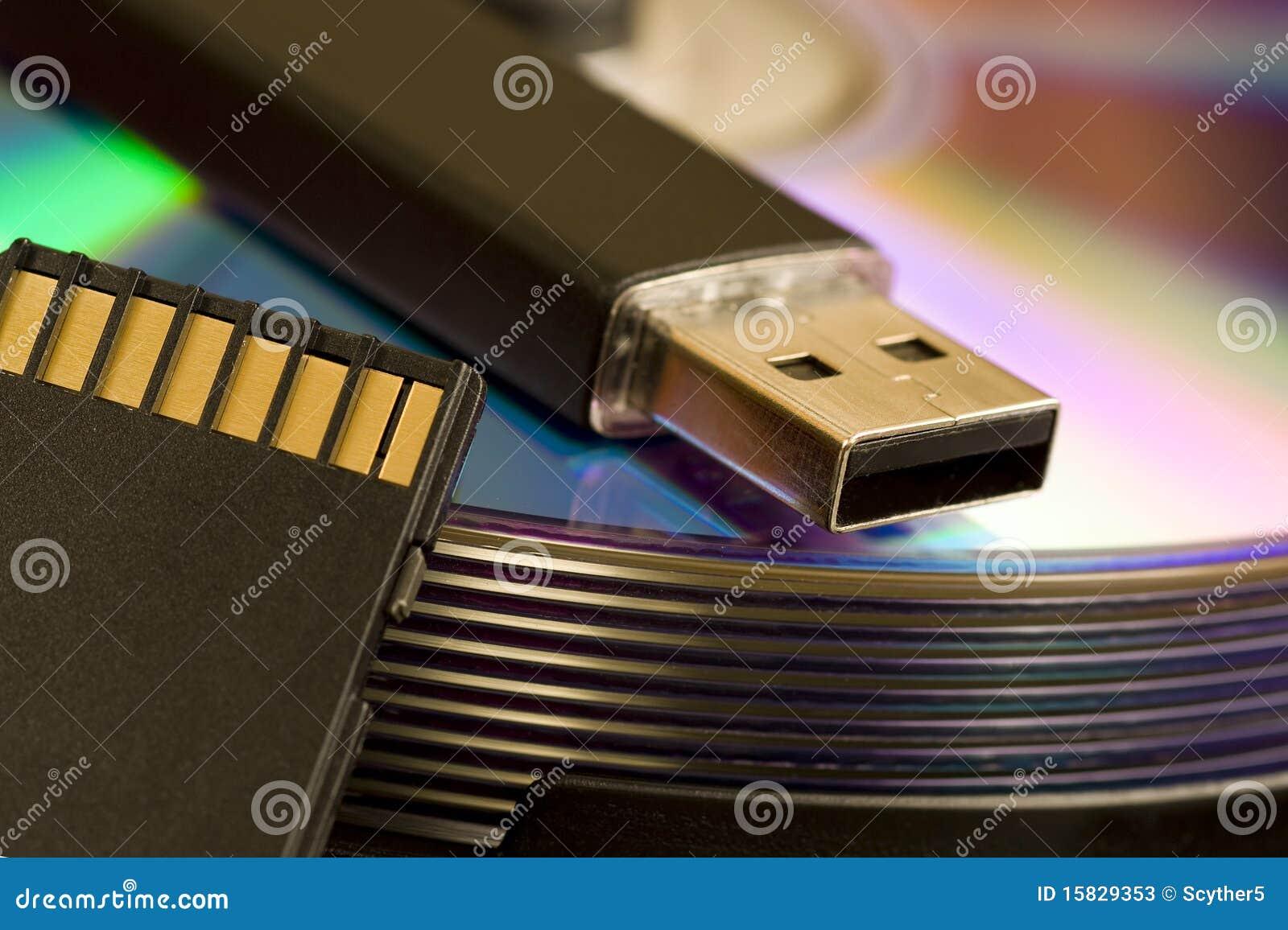Cd, USB, SD card