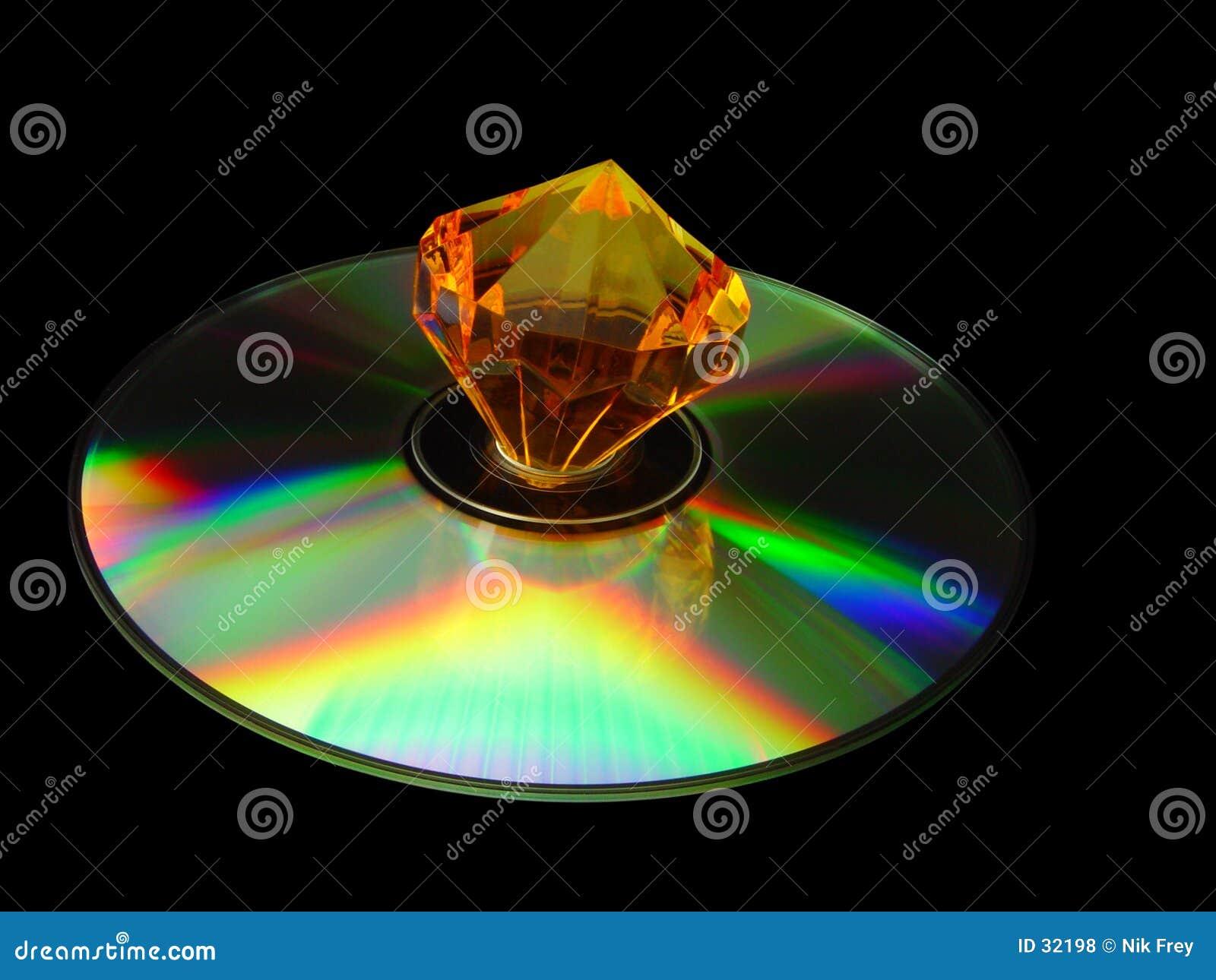 CD van de diamant