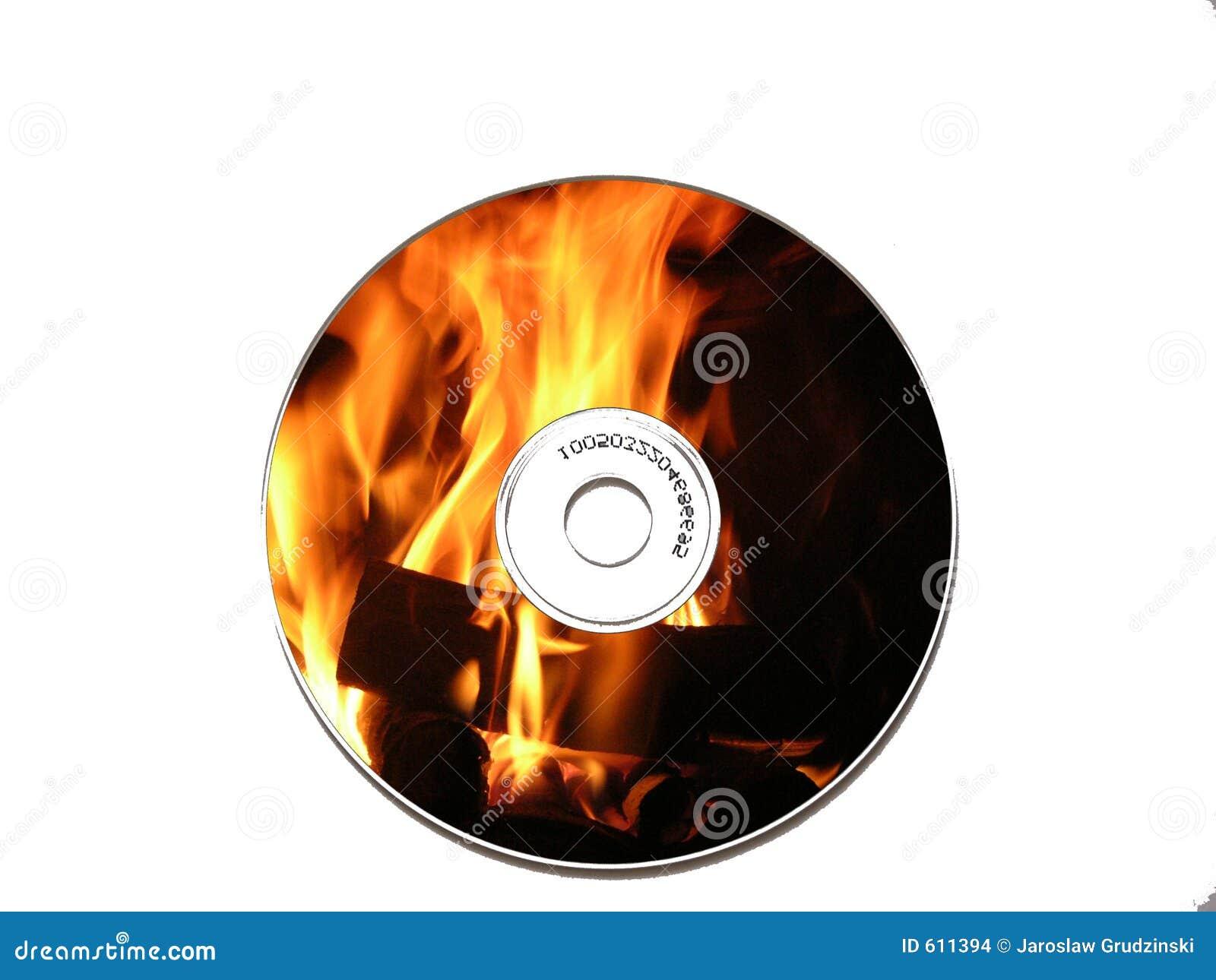 CD van het vuur