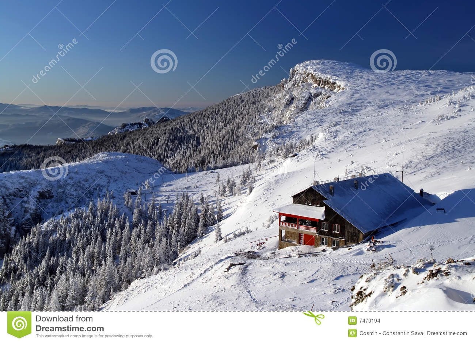 Ceahlau góra