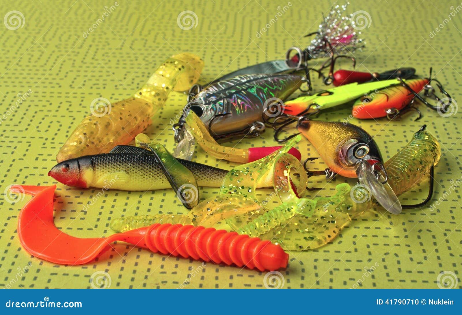 Cebo de pesca
