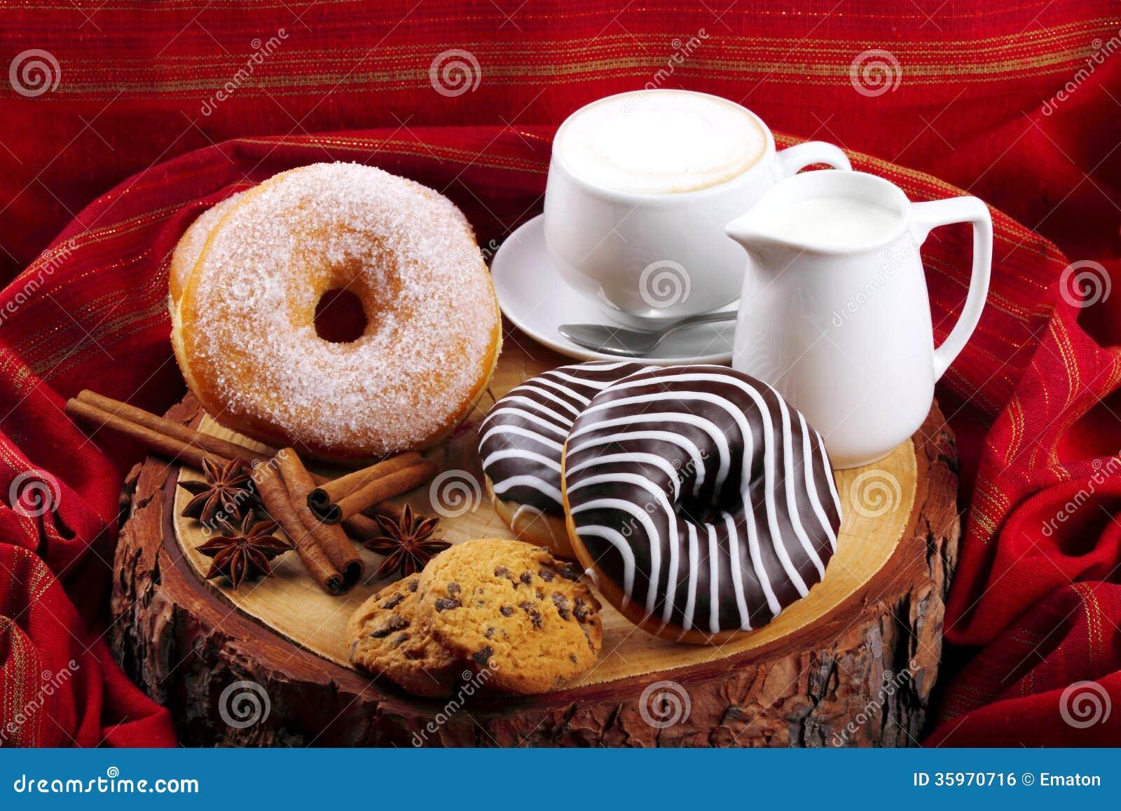 Cebra de los anillos de espuma y anillos de espuma azucarados