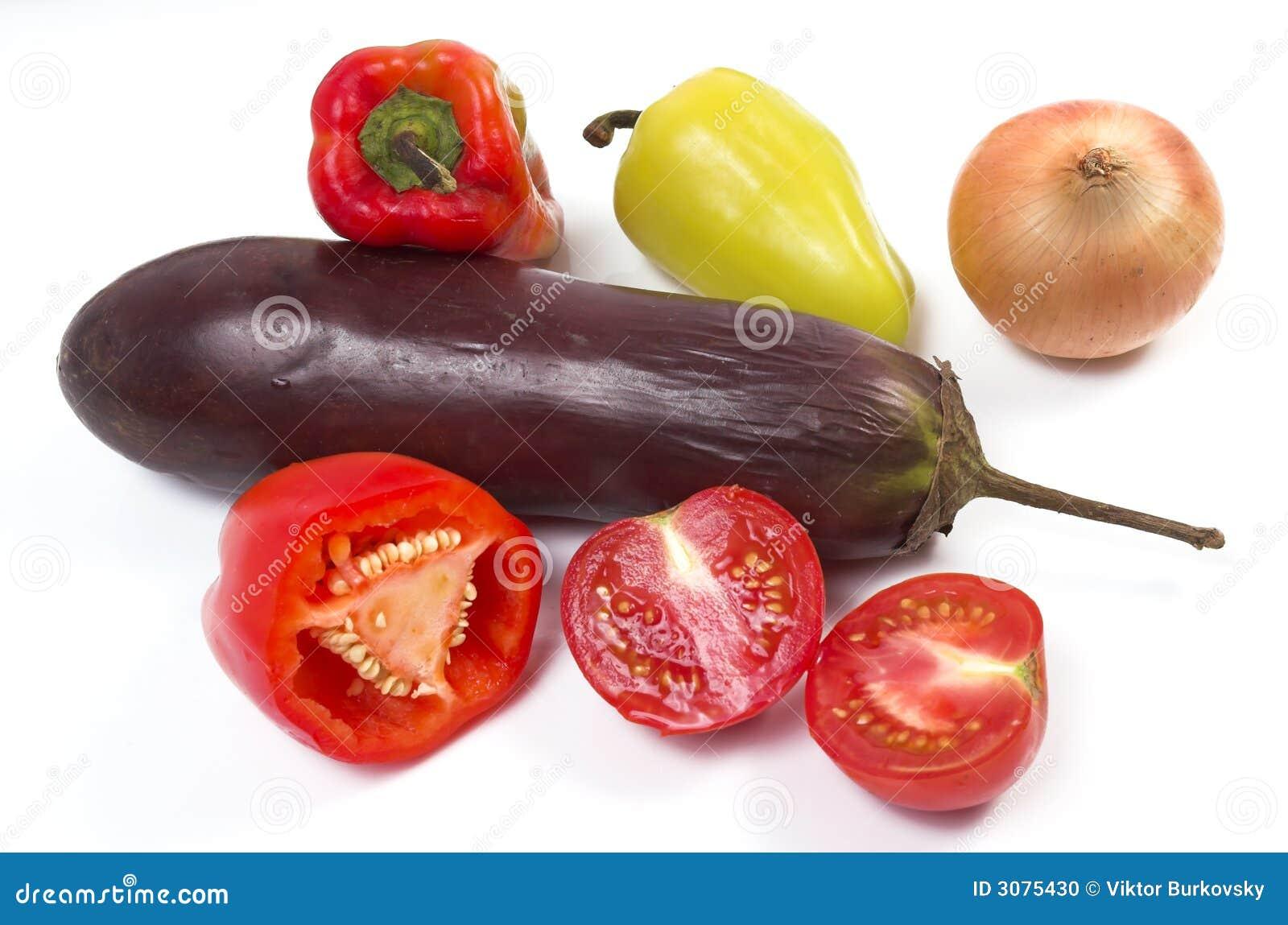 Cebuli oberżyn pepper