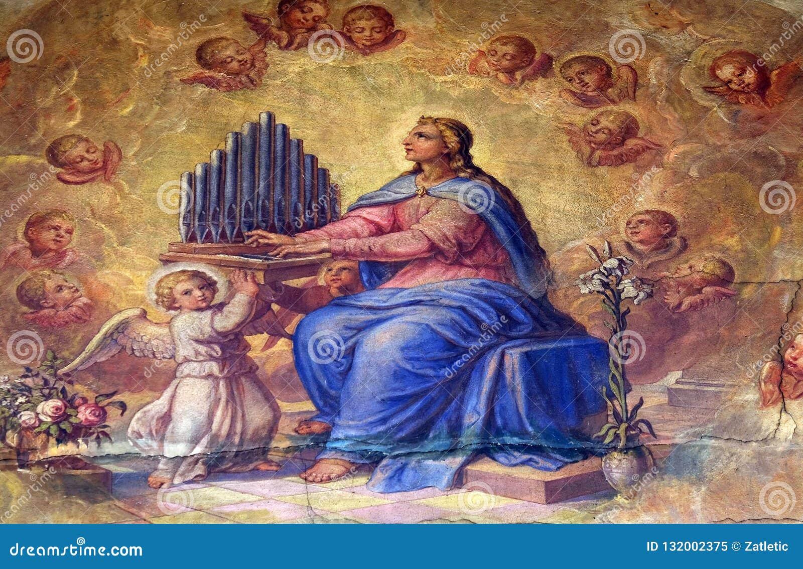 Cecilia święty