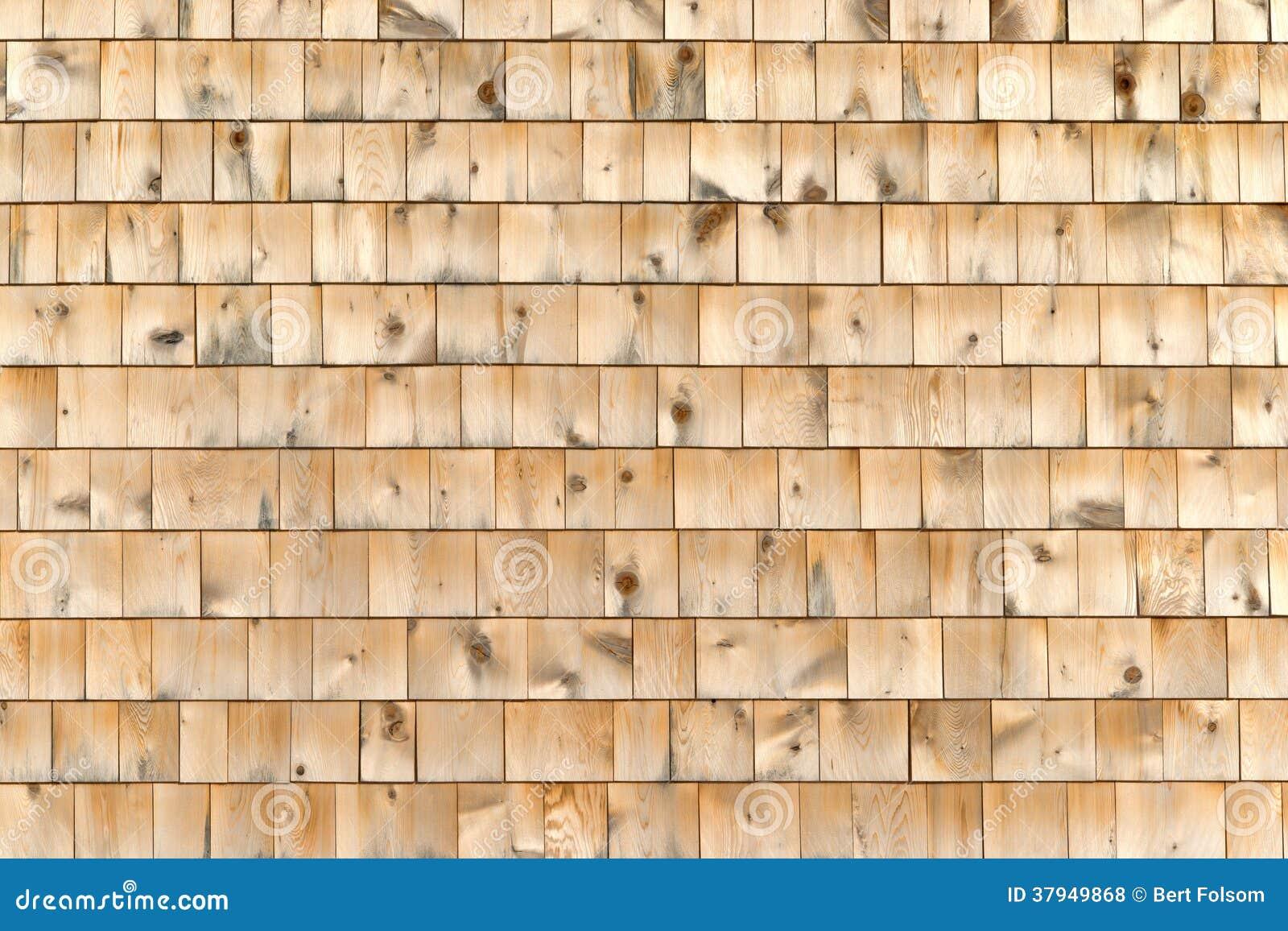 Exterior Wall Shingles : Cedar shingle wall exterior royalty free stock photos