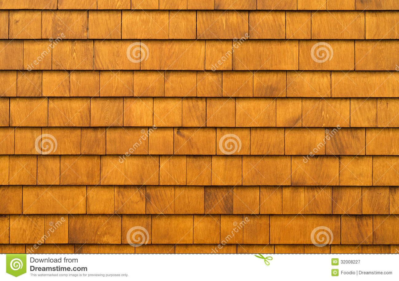 Cedar Shingles Stock Image Image Of Wood Patterned