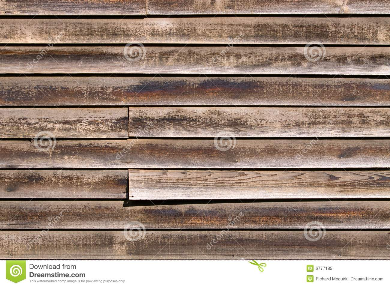 Cedar Siding Royalty Free Stock Photo Image 6777185