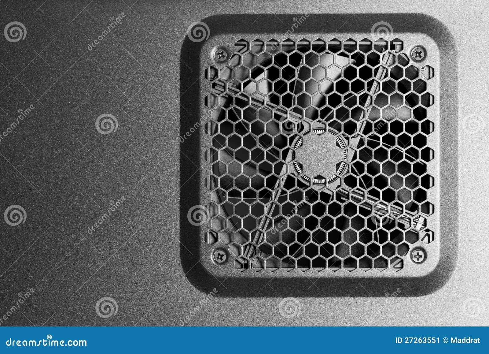 Cedazo de la ventilación