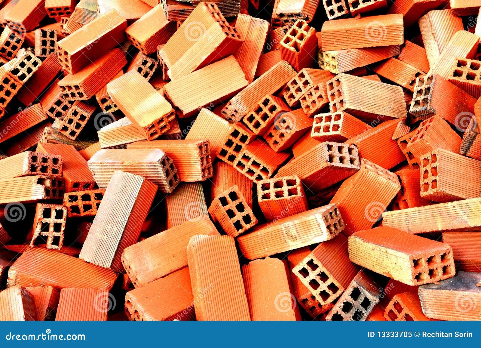 Cegły wiązka