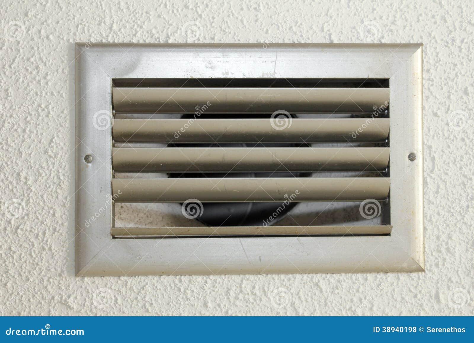 Webb Air Ventilator : Ceiling air vent stock photo image