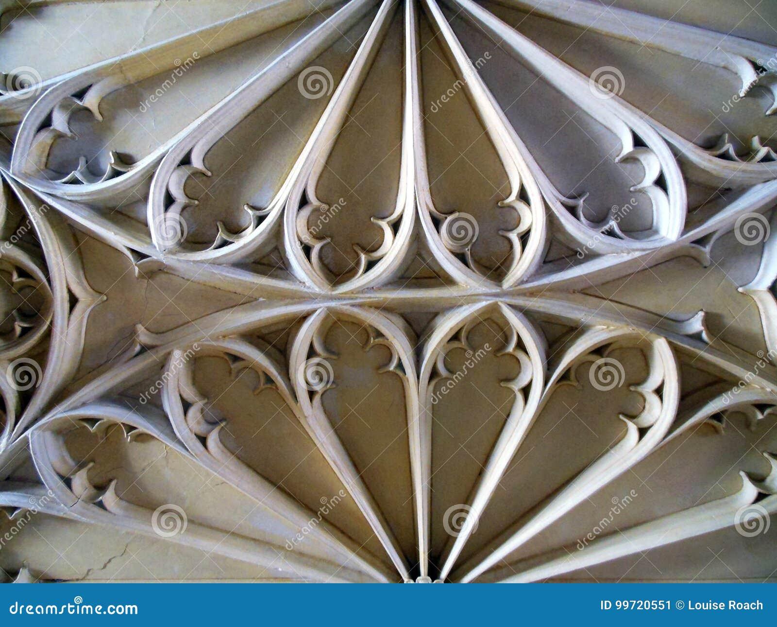 Ceiling Chapel Royal, Dublin