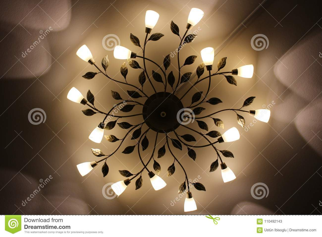 Ceiling Lamp Led Light Ceiling Lamp Indoor House Decor