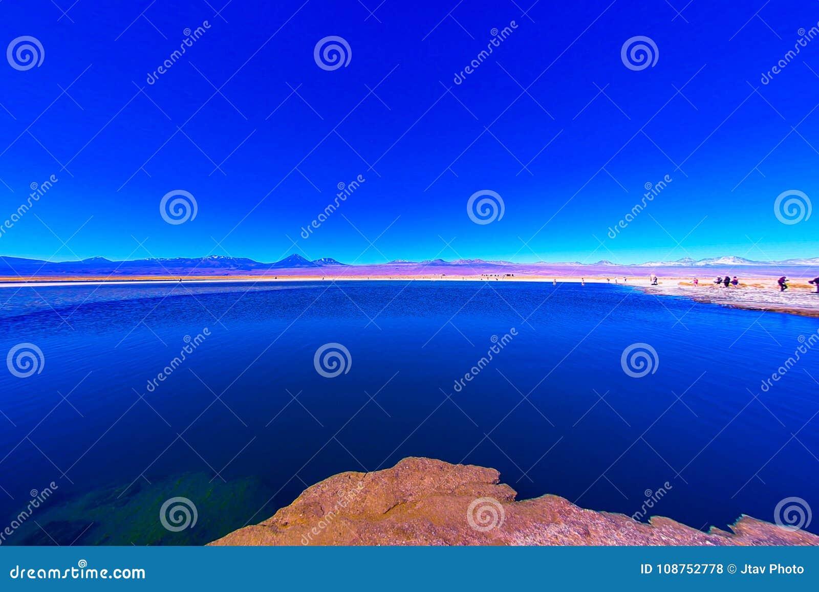 Cejar laguna cejar Laguna Cejar jezioro