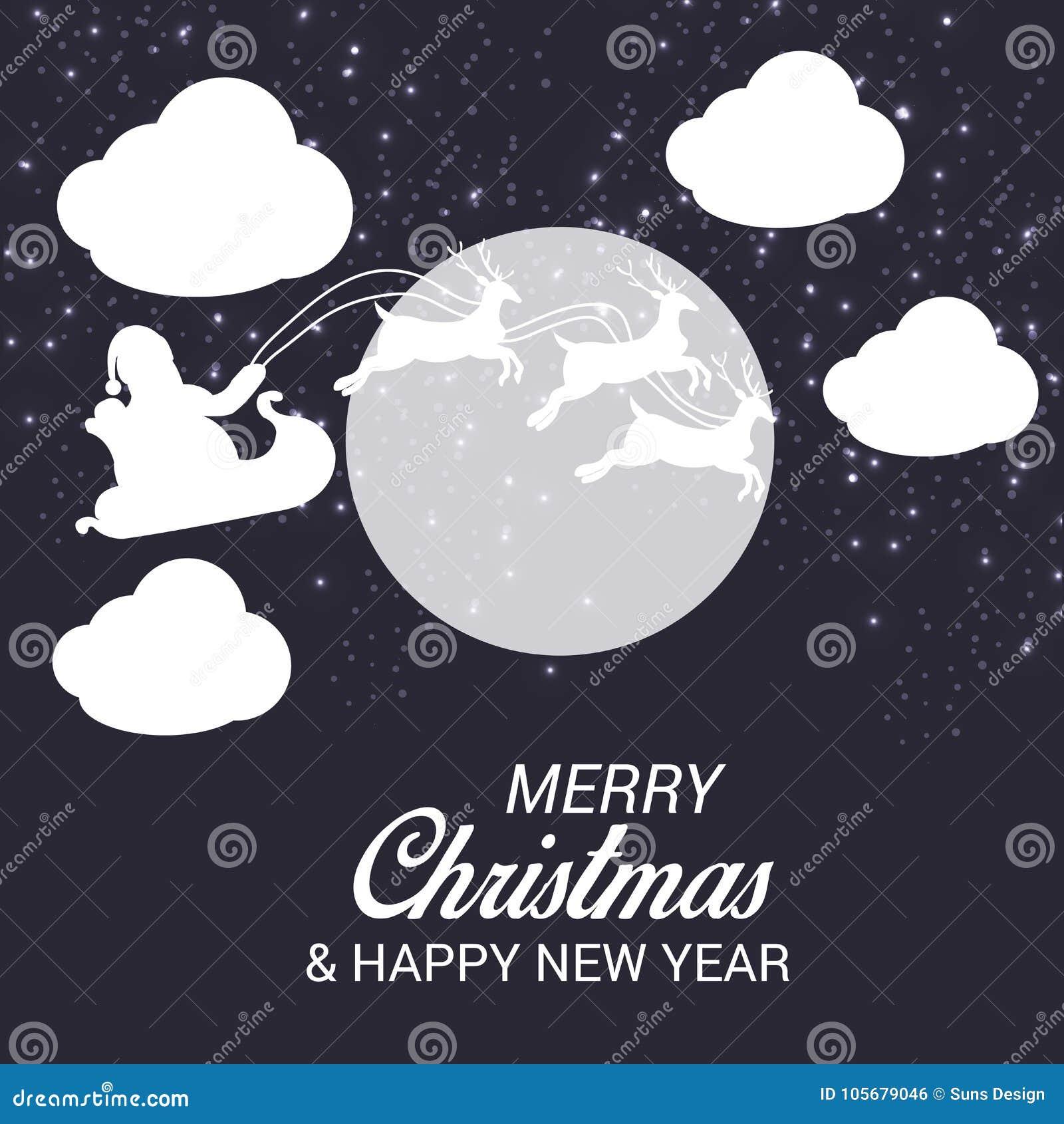 Celebração do festival do Feliz Natal e partido do ano novo