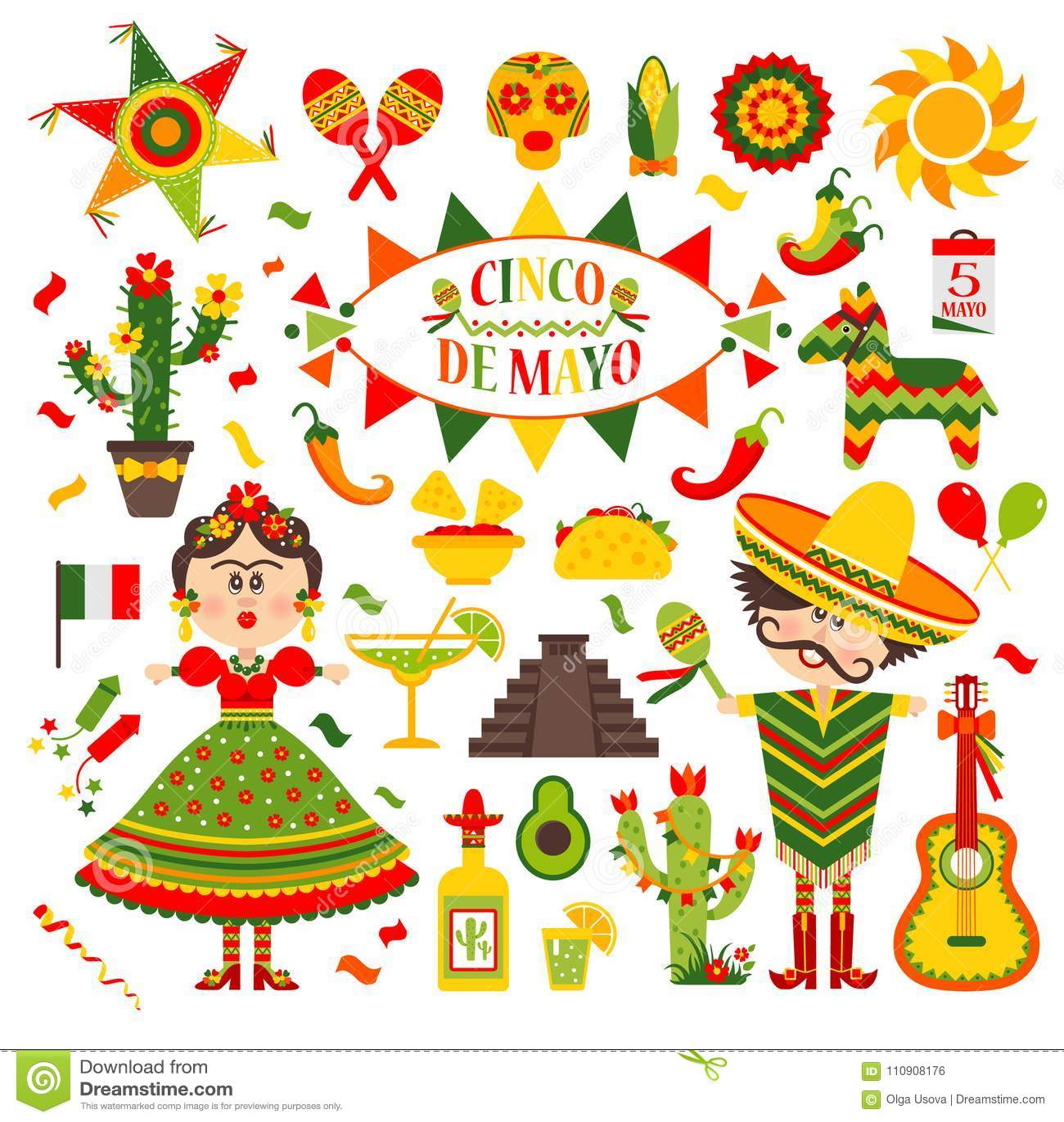 La celebración de Cinco de Mayo en México 00b82cf32e1