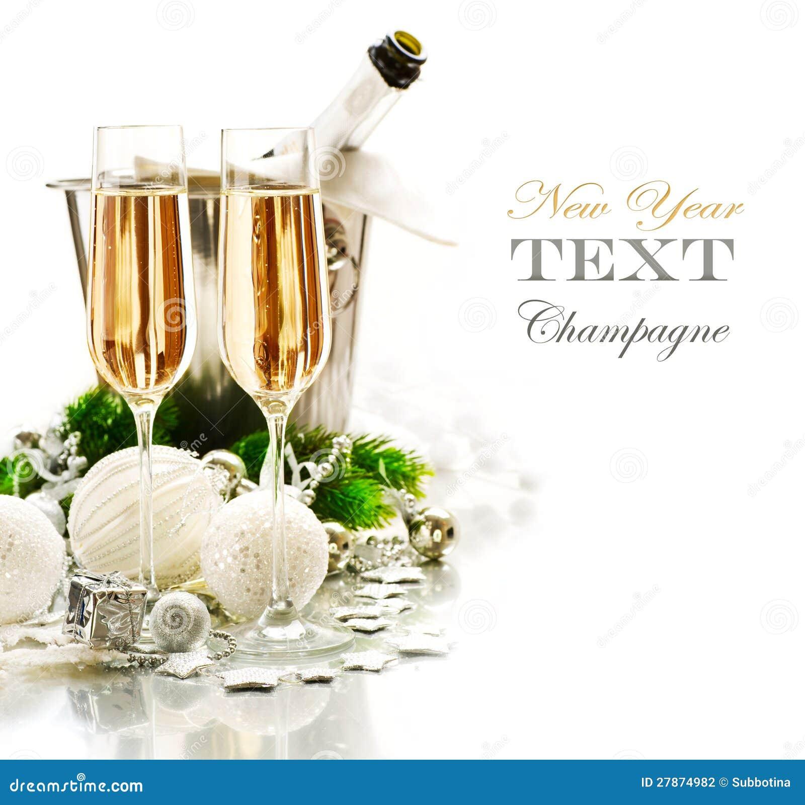 Celebración del Año Nuevo y de la Navidad