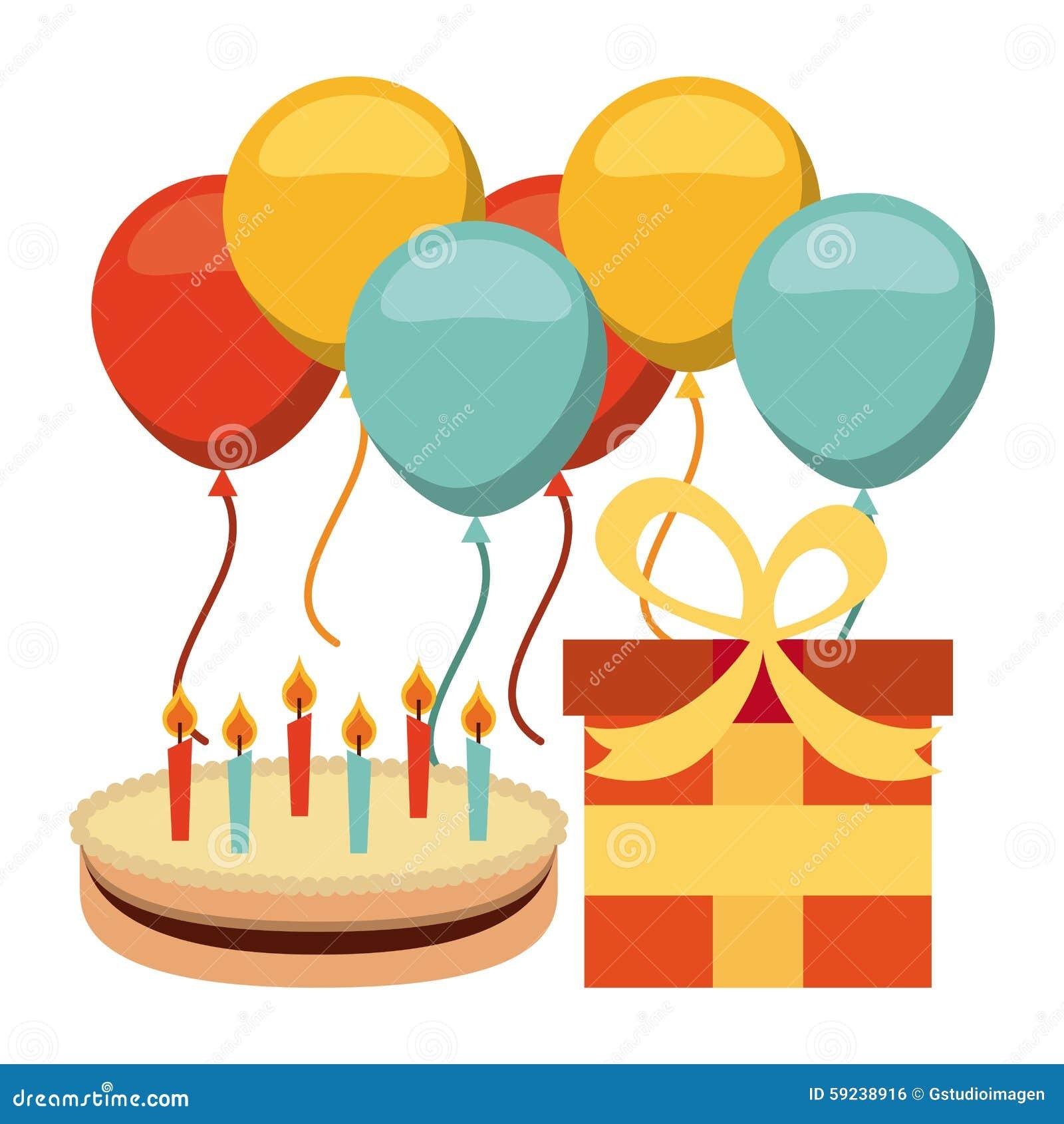 Download Celebración Retra Del Partido Ilustración del Vector - Ilustración de diseño, vendimia: 59238916