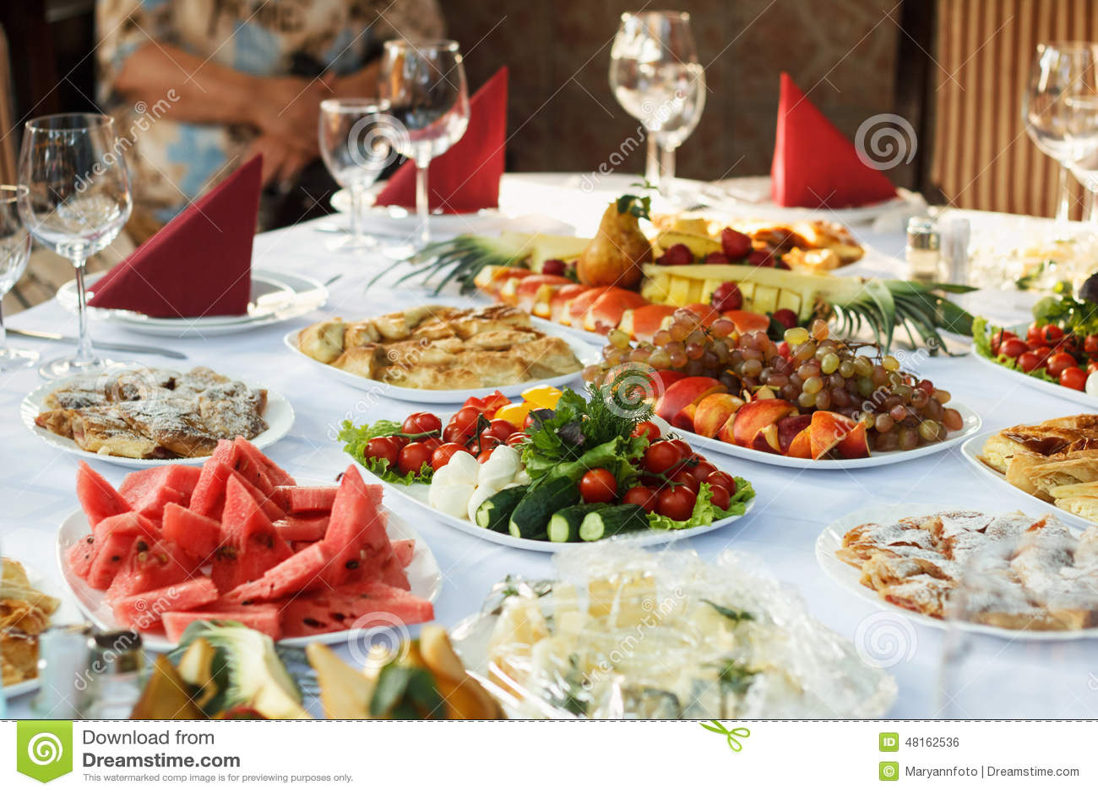 Wedding Banquet Food Prices