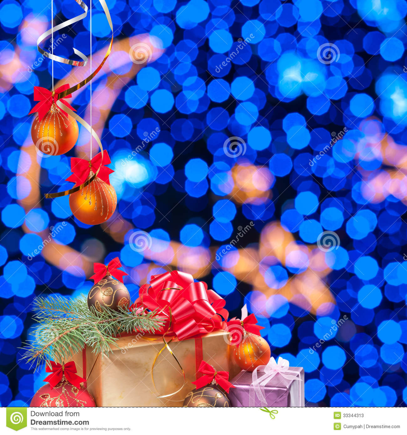Celebrate Bokeh Background 004 Stock Image - Image of ...