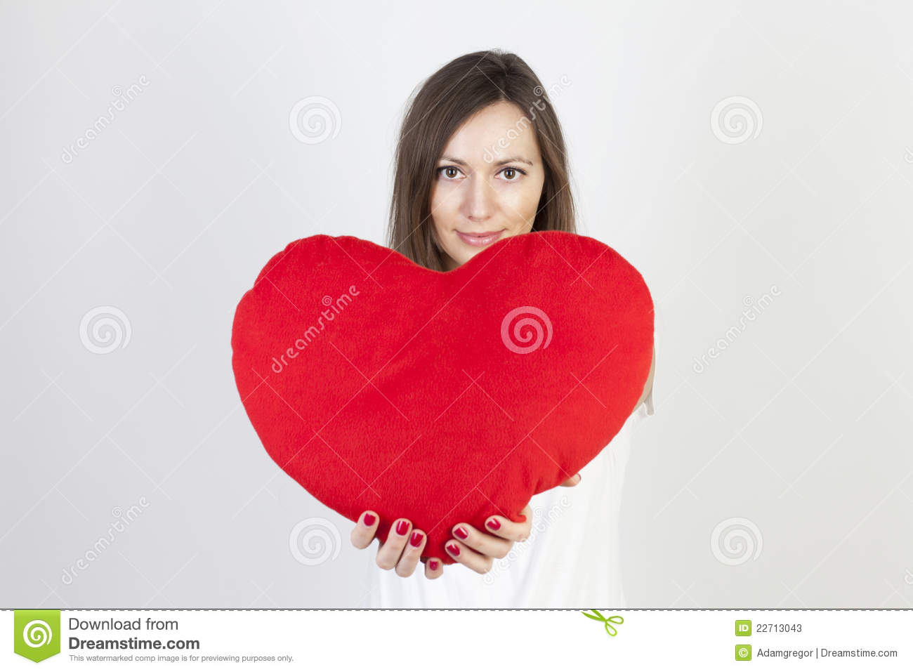 Celebrating valentines day stock image. Image of looking ...