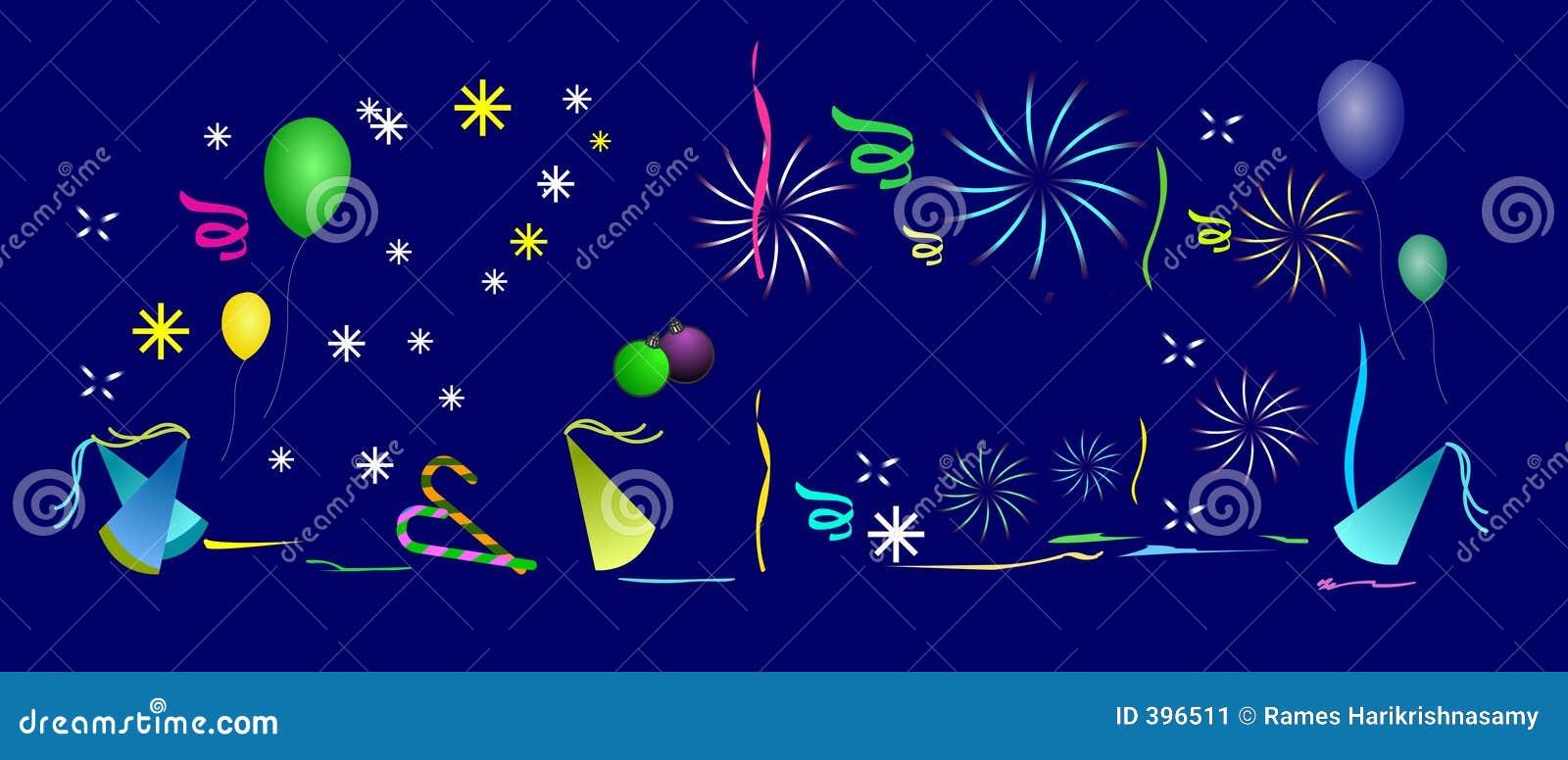 Celebration Background. Stock Image - Image: 396511