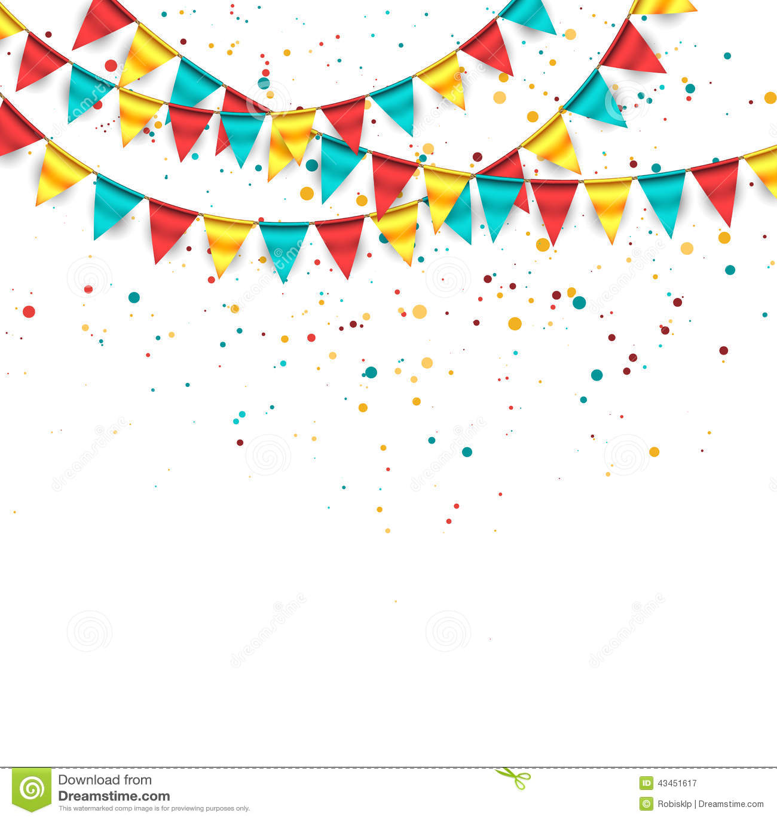 Celebration Background Stock Vector Image 43451617