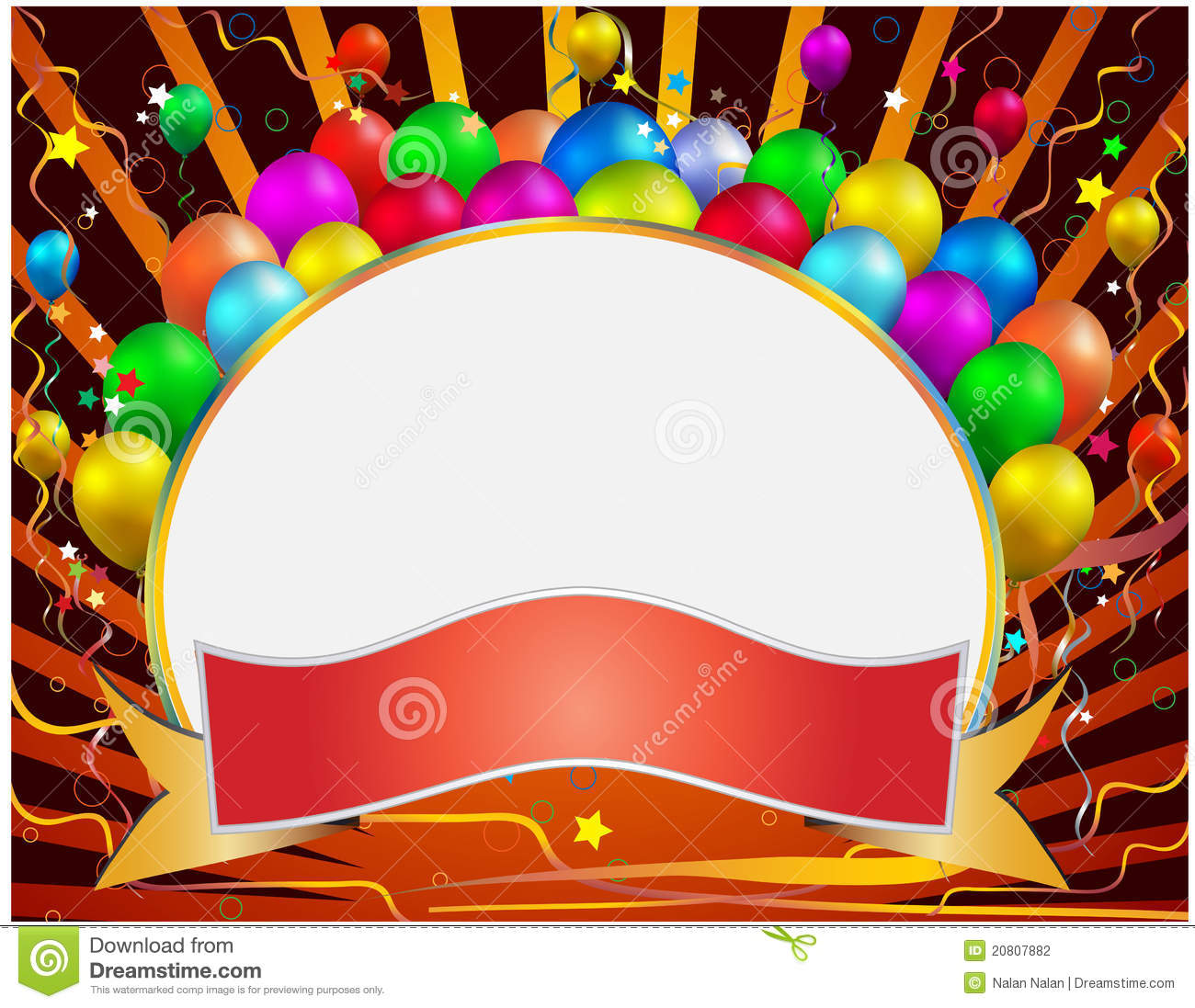 celebration banner royalty free stock photos  image: 20677978