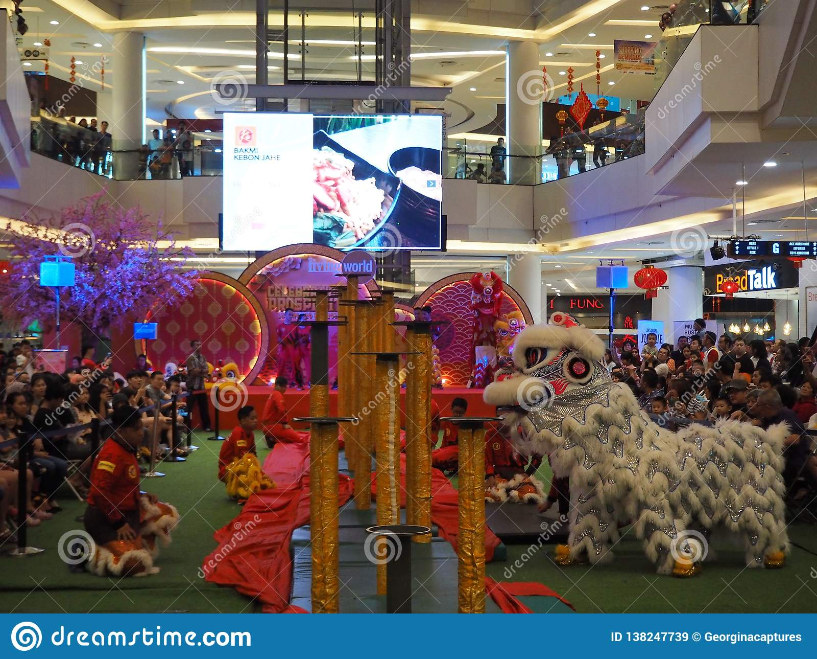 Celebration chinese new year