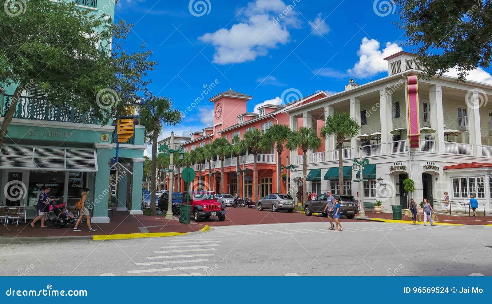 West Florida city - Daily Celebrity Crossword