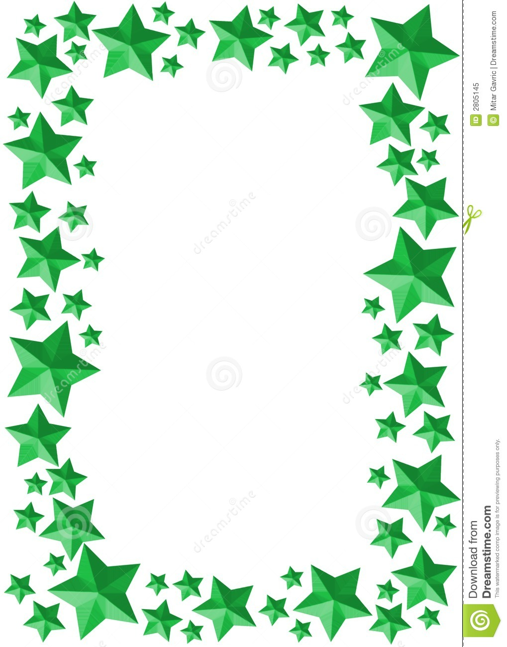 celebration star framework stock illustration  image of