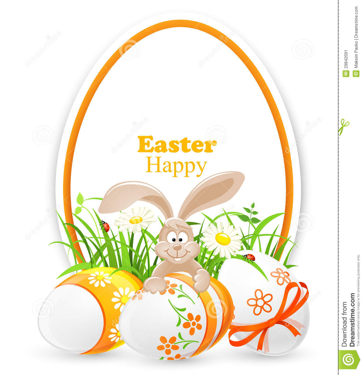 Easter Banner Stock Image - Image: 29842091