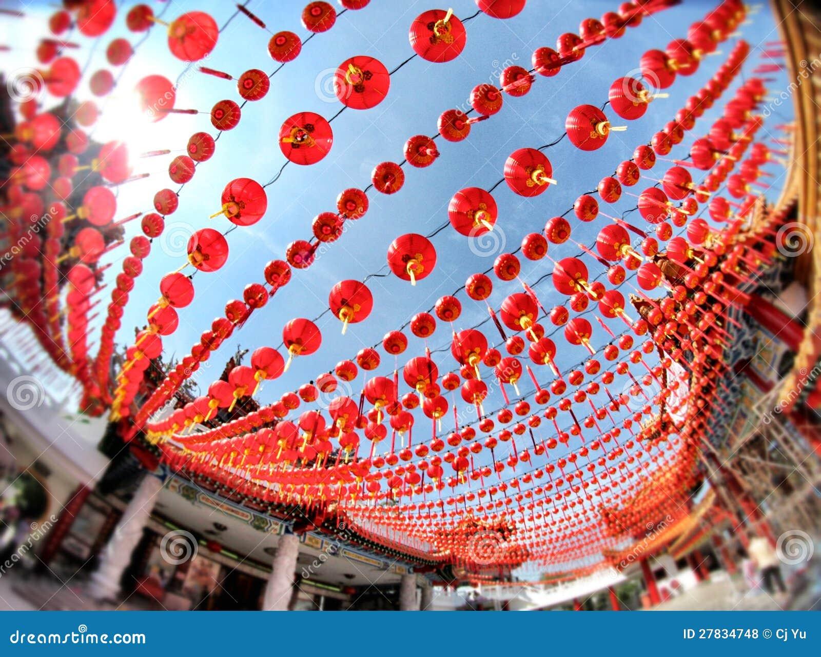 Celebrazione cinese di nuovo anno