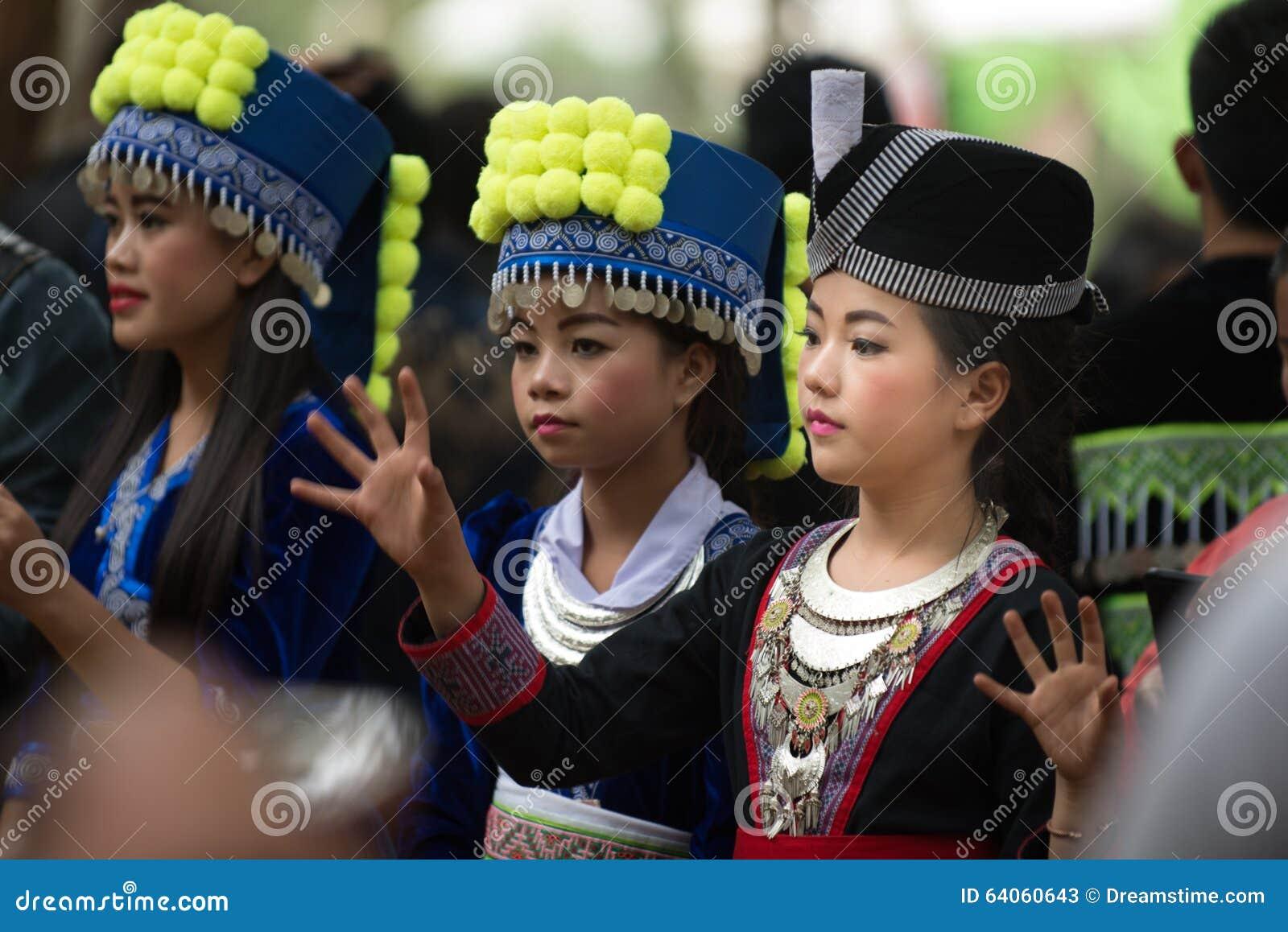 Celebrazione del nuovo anno di Hmong