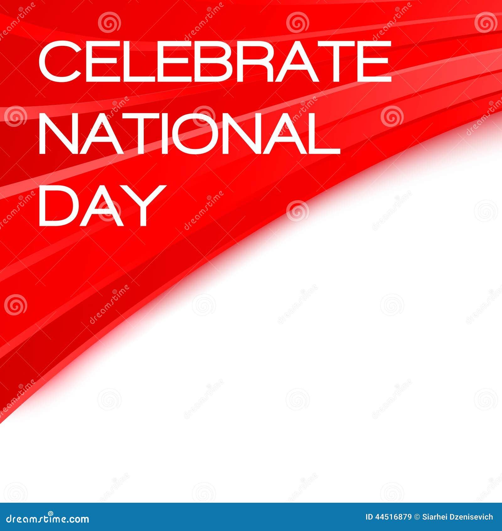 Celebre el cartel del chino del día nacional