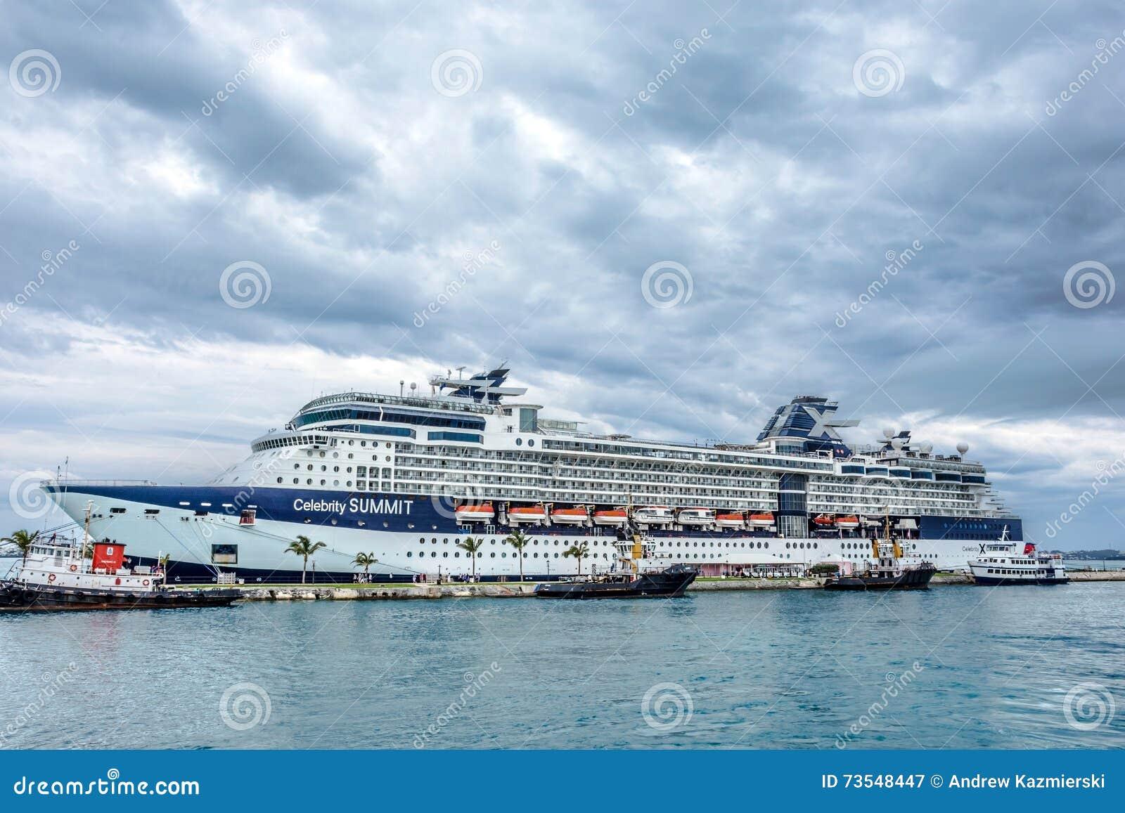 Celebrity Summit Cruise - Bermuda Attractions