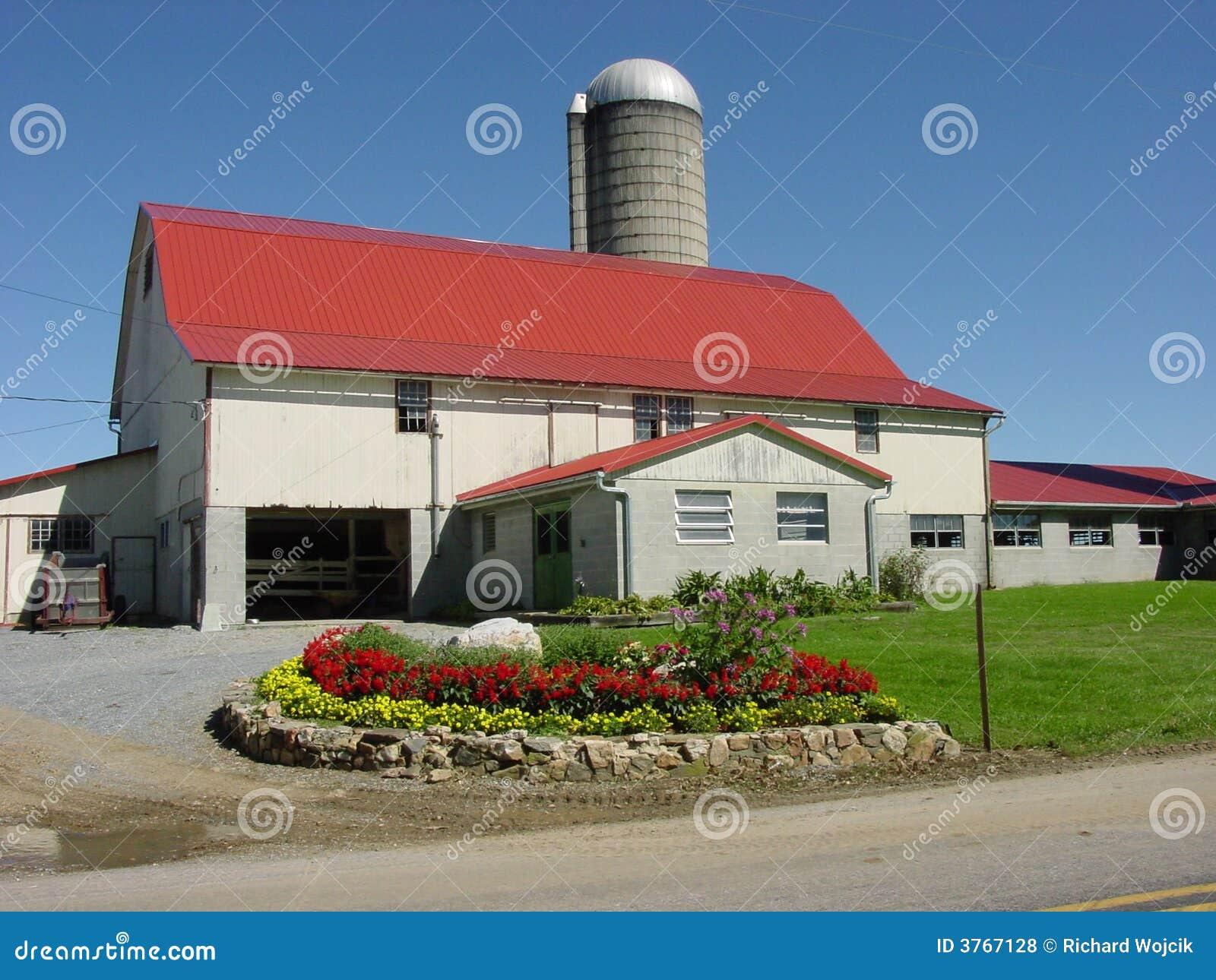 Celeiro de Amish