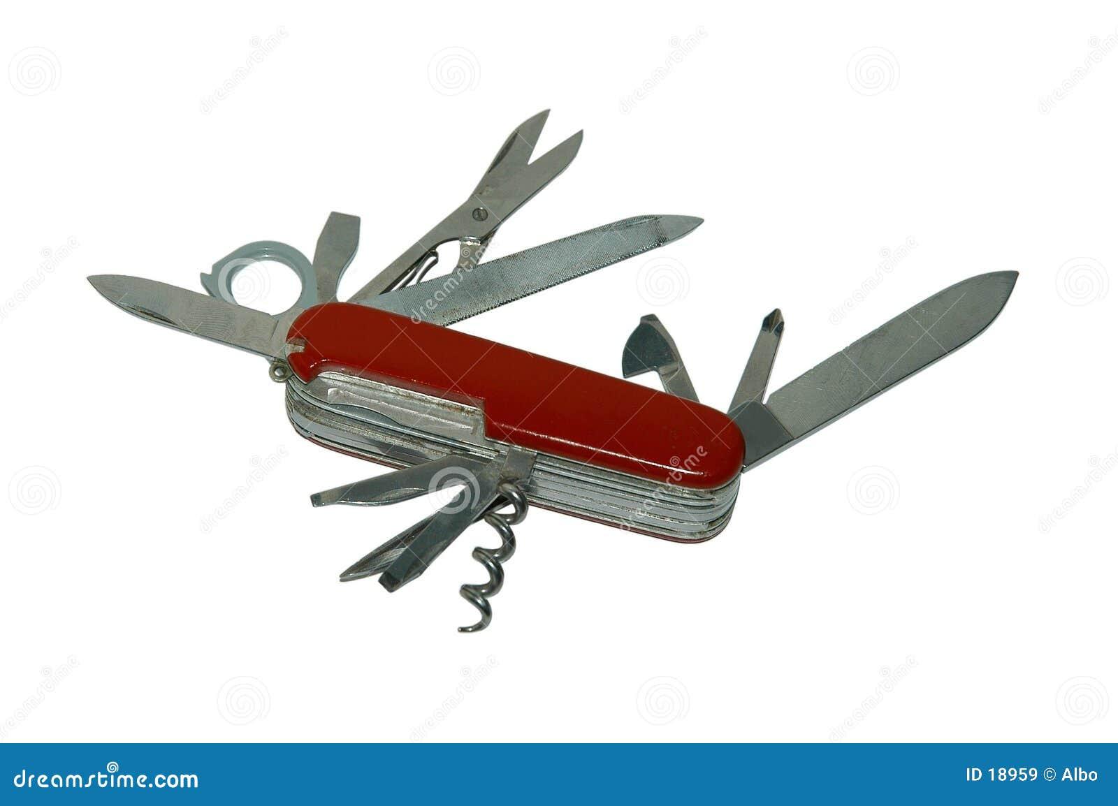Celem wszystkich nóż
