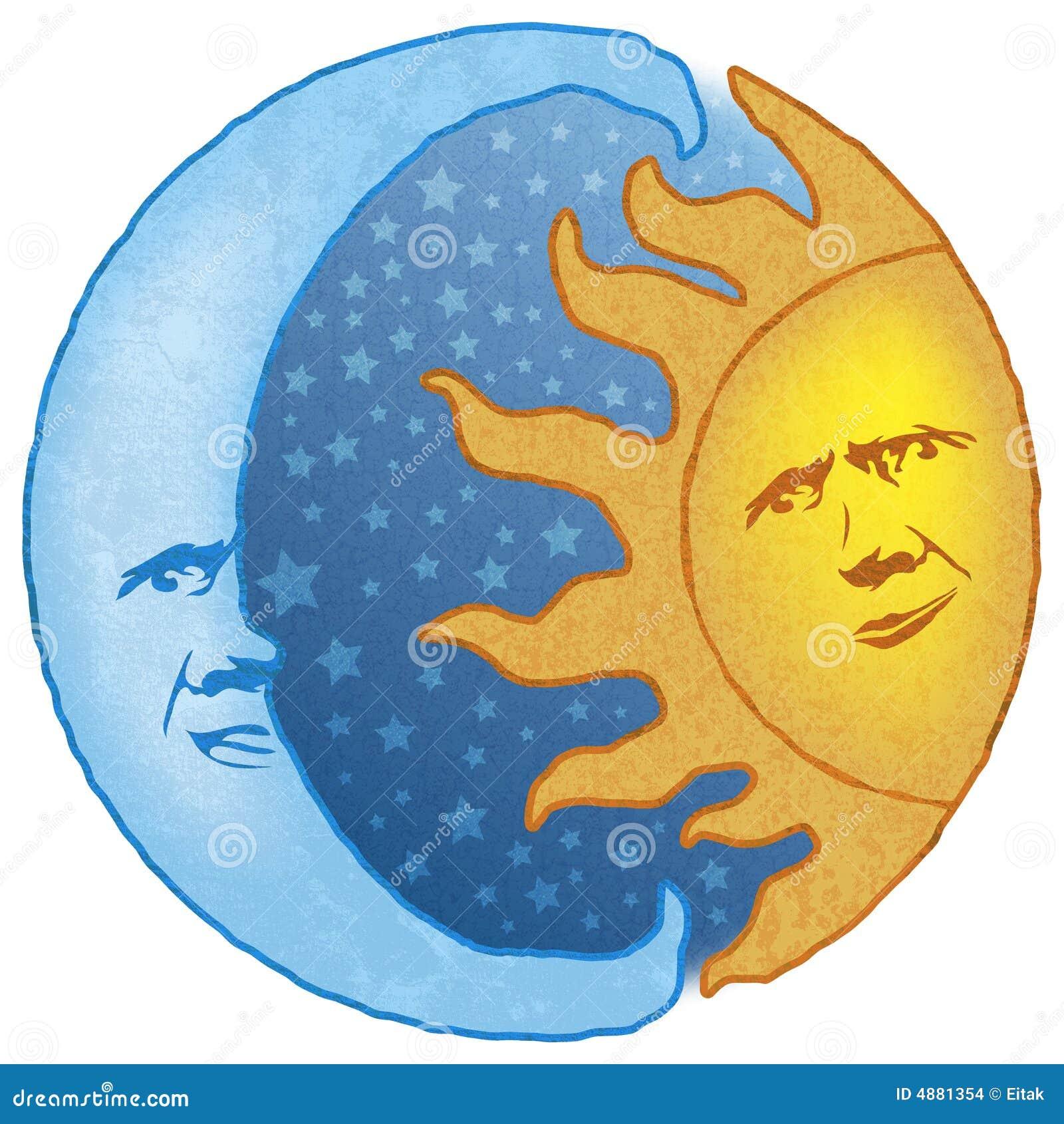 секстиквадрат солнце луна-гн1