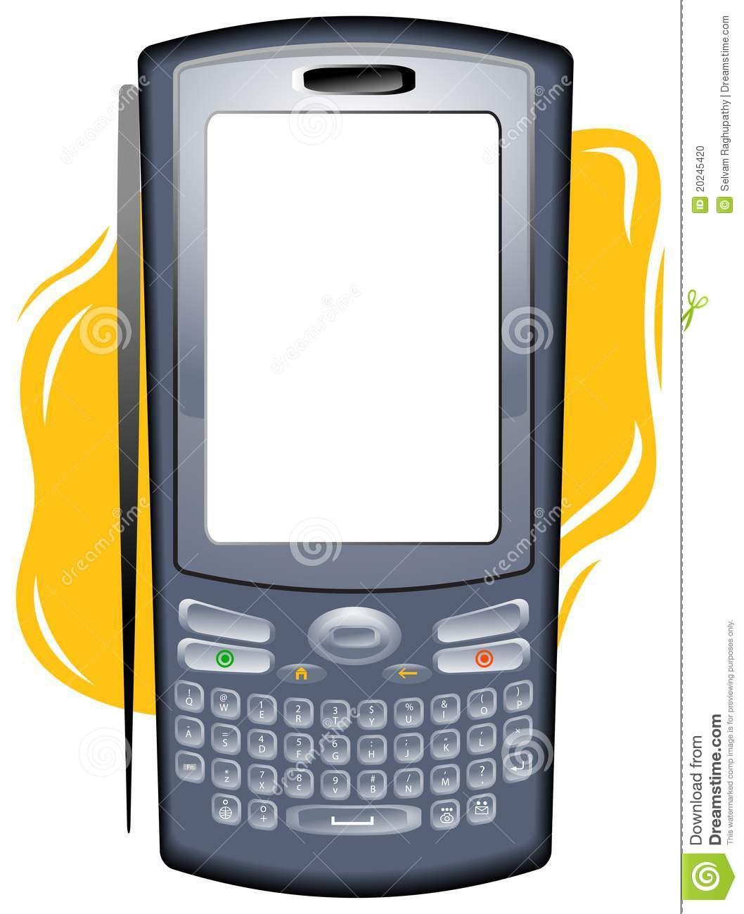 cell phone stock photo   image 20245420
