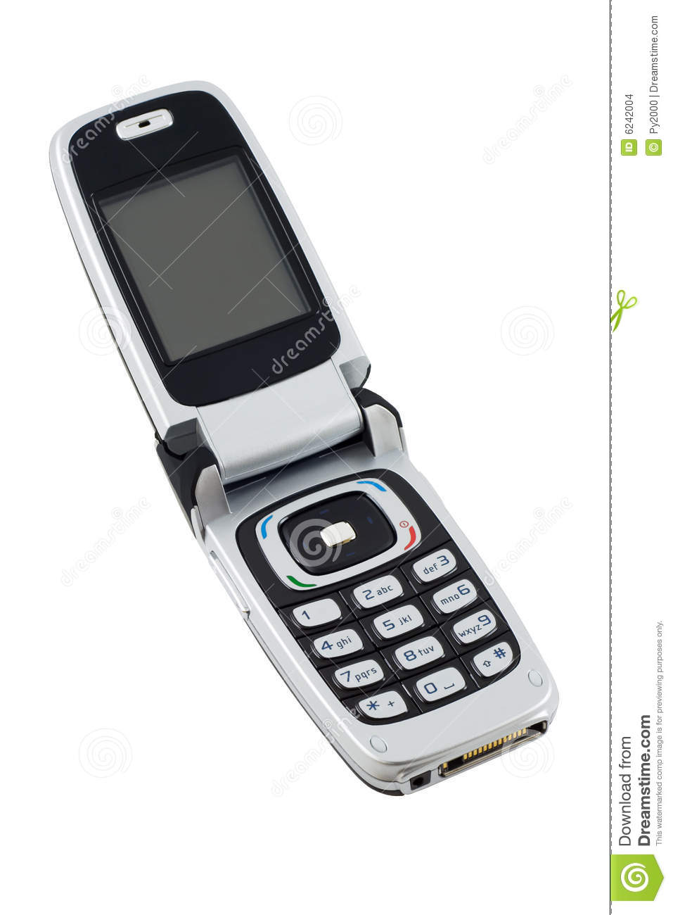 Cell Phone stock photo. Image of clipping, calling ...Old Cell Phone Clip Art
