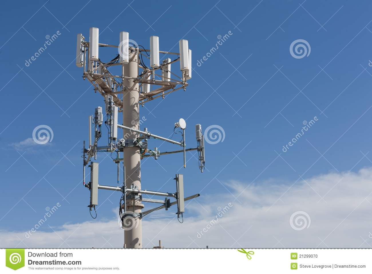 antennas for cell phones fcc antennas for cell cell phone antenna tower stock photo image of 938