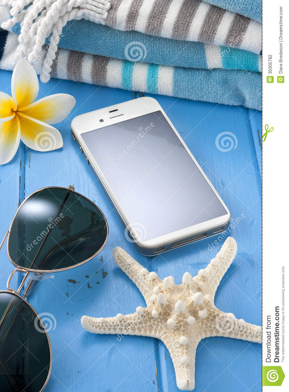 Cell Phone Travel Vacation
