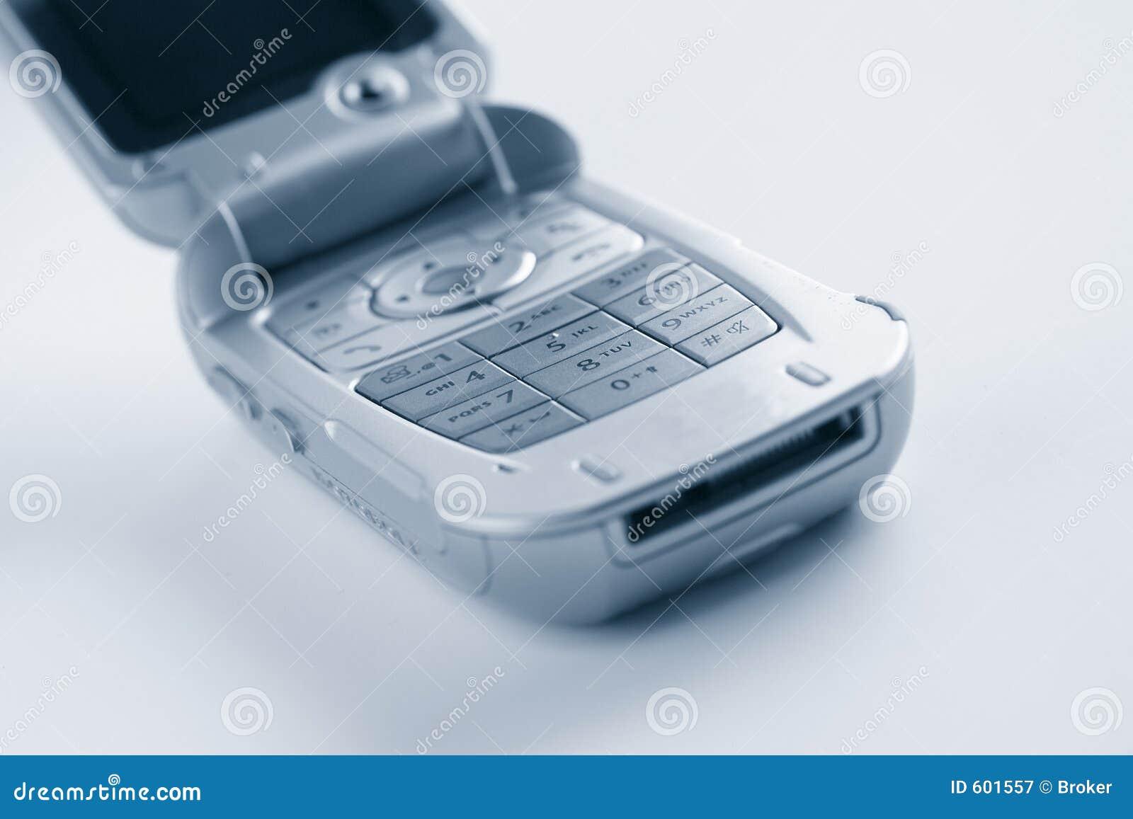 Cell phone key locator