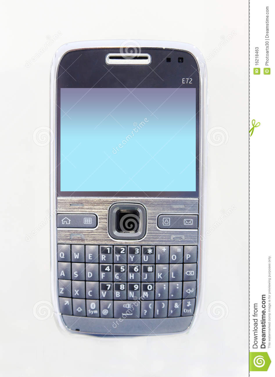 Cell Phone Pda Nokia Stock Image Of Access Celly 16218463