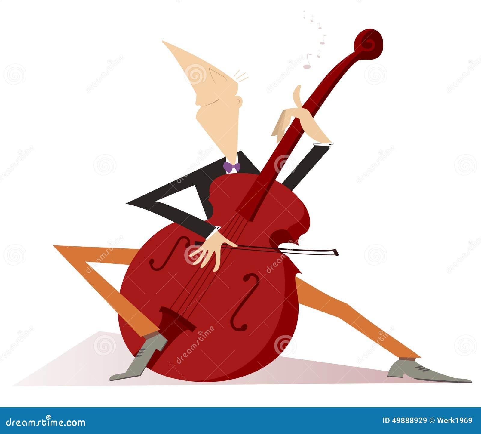 Cello cartoon cello player stock photography image 32561422 - Filename Cellist Playing Music Inspiration 49888929 Jpg